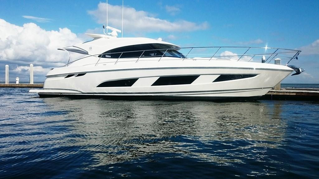 Riviera Cruiser 4800 Sport Yacht