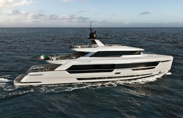 Ocean King Ducale 118 Manufacturer Provided Image