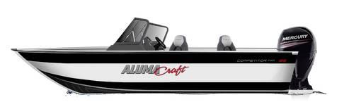 Alumacraft Competitor FSX 185