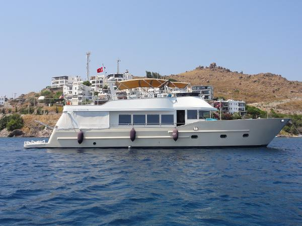 Aegean TRAWLER 22 m Steel Trawler profile photo
