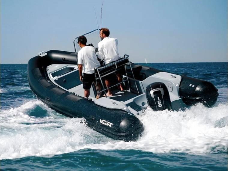 Valiant Valiant 630 Sport Fishing