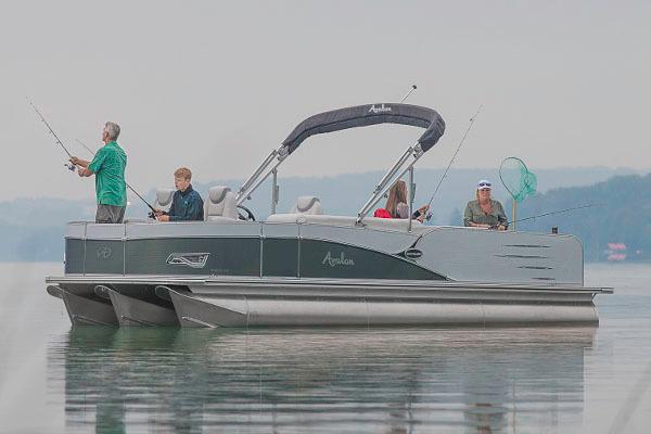 Avalon Catalina Quad Fish - 23' Manufacturer Provided Image