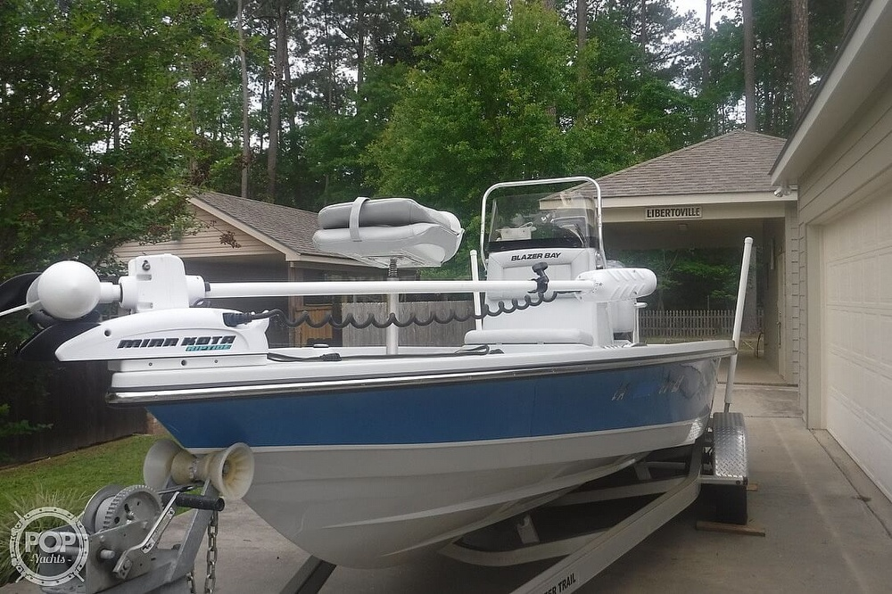 Blazer 2220 Fisherman CC 2014 Blazer Bay 22 for sale in Mandeville, LA