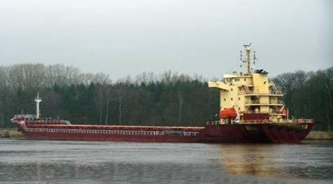 Custom General Cargo/ Container Vessel