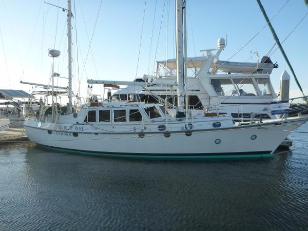 Csy Pilothouse 44' CSY Pilothouse Ketch