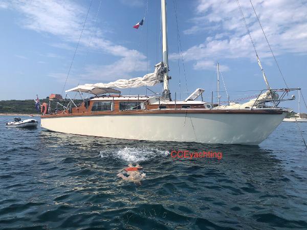 Sailboat Egger Cruiser