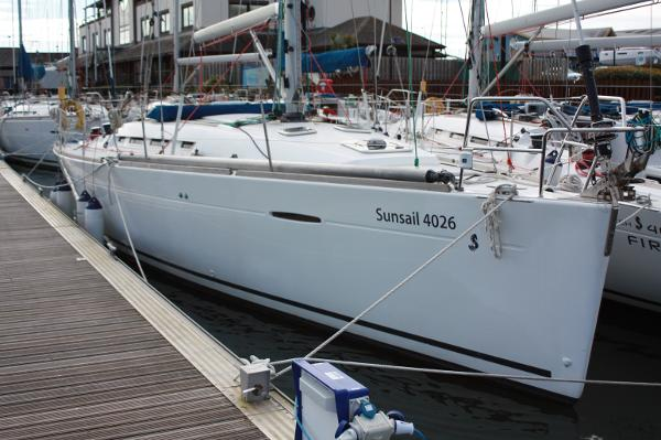 Beneteau First 40 Main Yacht Profile - View (1)