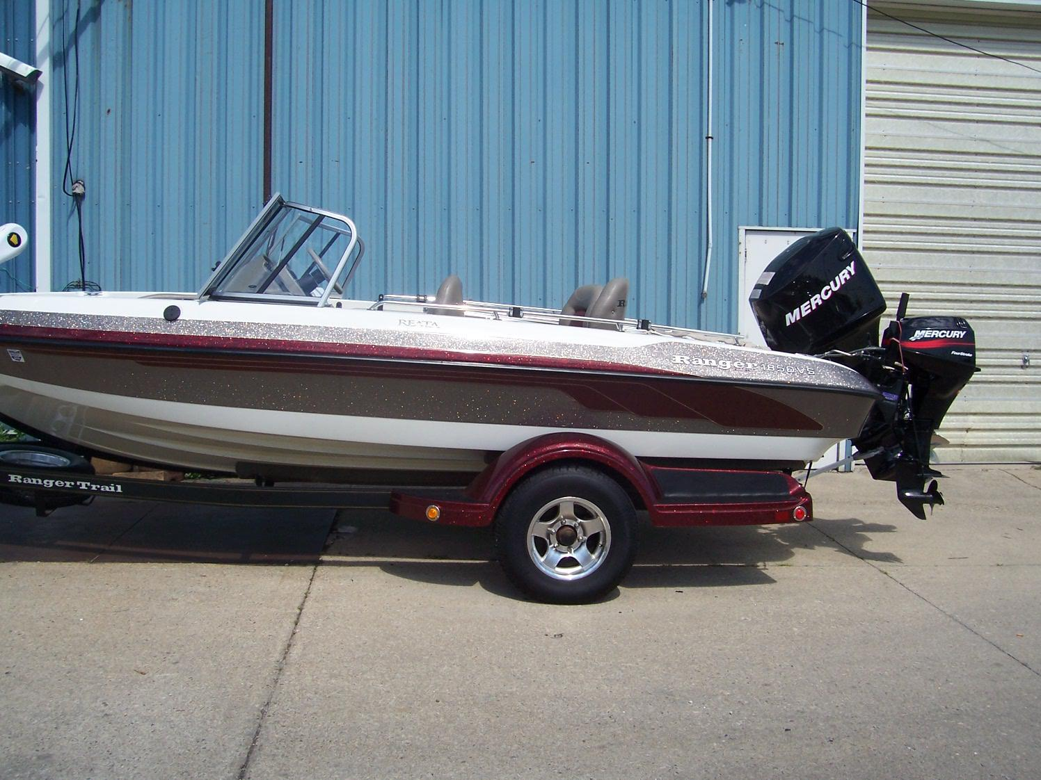 Used ski and fish ranger boats for sale for Fish and ski boats for sale