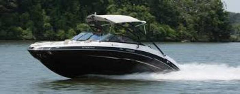 Yamaha Marine 242 Limited S With Galvanized Trailer