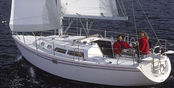 Catalina 30 MkIII Manufacturer Provided Image