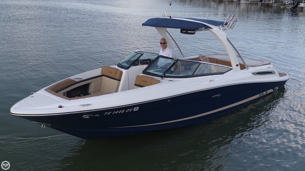 Sea Ray 250 SLX 2015 Sea Ray 250 SLX for sale in Little Elm, TX