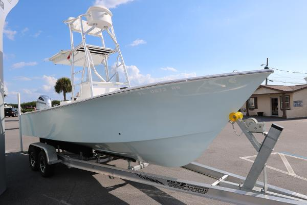 C-Hawk 26 Center Console C Hawk 26 Center Console 2018 - Profile