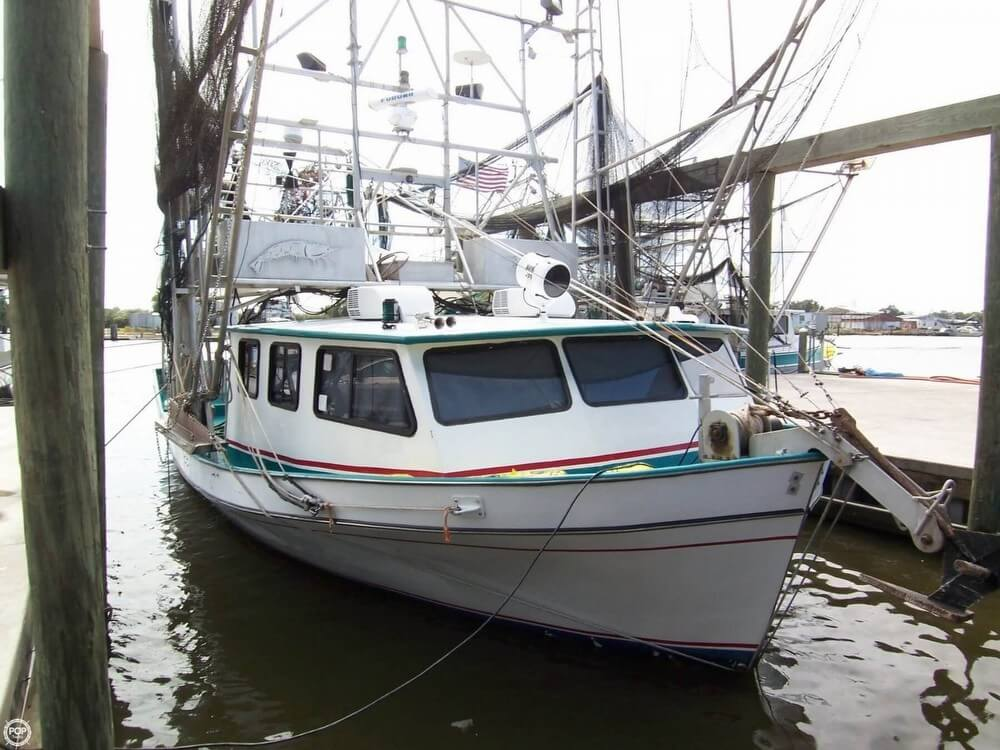 Lafitte 45 x 18 Shrimper Skimmer 2005 Lafitte 45 x 18 Shrimper Skimmer for sale in Dulac, LA