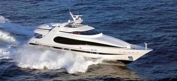 Gulf Craft 118