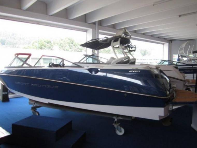 Ortner Boote Sport Nautique 200