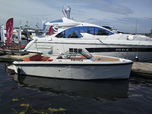 Delta Powerboats 26 Open