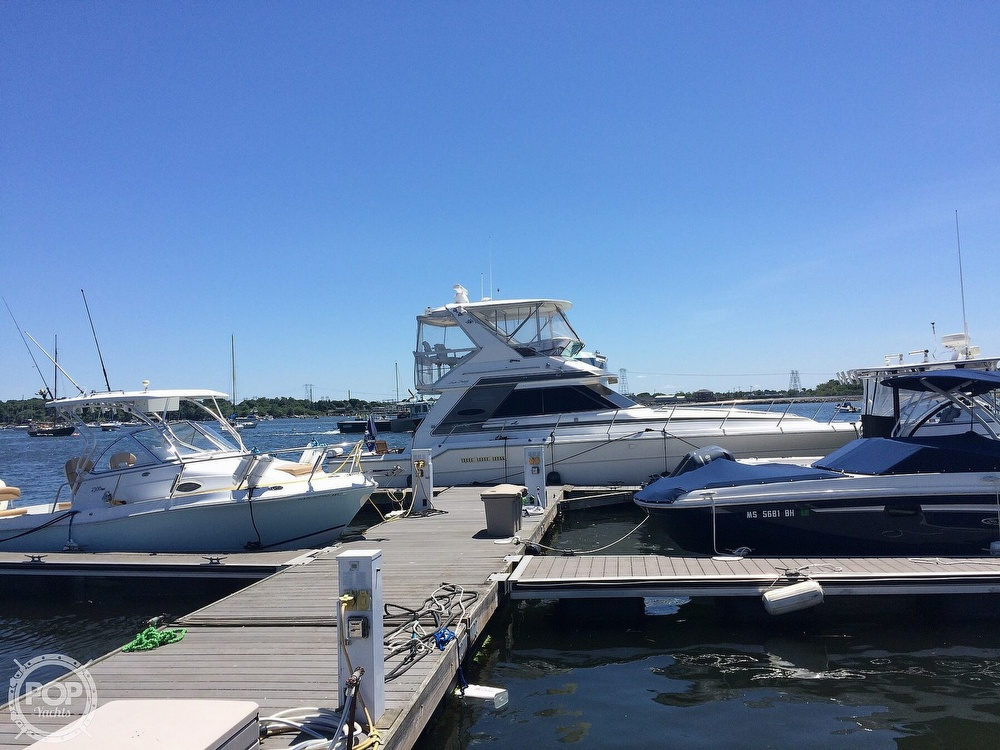Sea Ray 430 Convertible 1989 Sea Ray 43 Convertible for sale in Beverly, MA