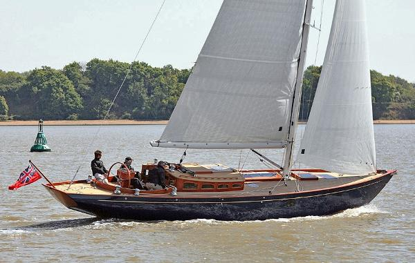 Spirit 50 Deck house Sloop