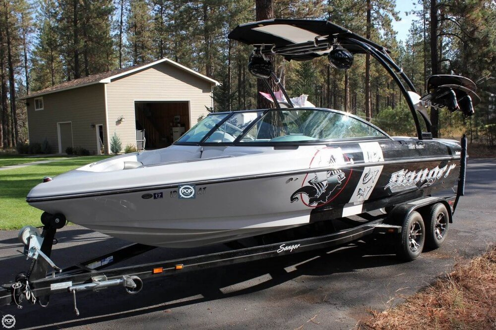 Sanger 237 LTZ Surf Edition 2013 Sanger 23 for sale in Colbert, WA