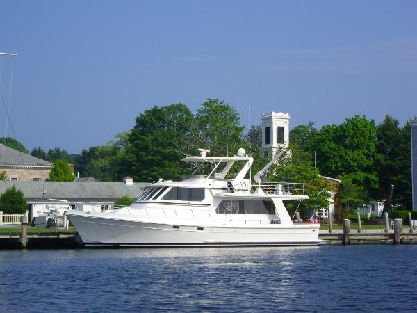 Offshore 48 Pilothouse Starlight