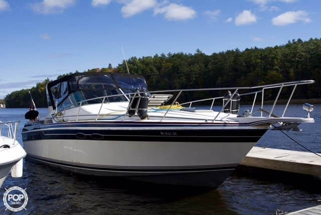 Wellcraft Gran Sport 3400 1987 Wellcraft 3400 Gran Sport for sale in Haverhill, MA