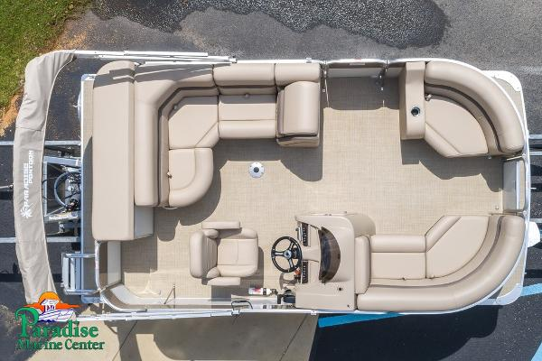 Paradise Pontoon 217CR