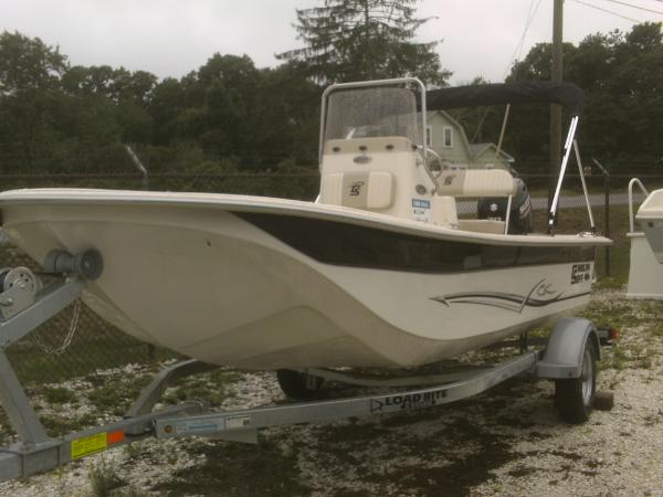 Carolina Skiff 18 JVX Center Console