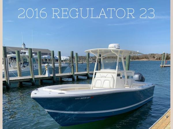 Regulator 23 Fs