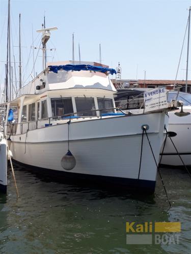 American Marine Grand Banks 42 Europa 20190702_142155