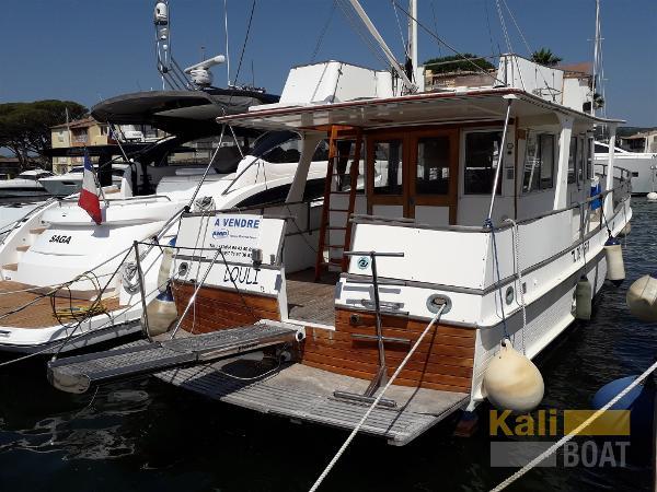 American Marine Grand Banks 42 Europa 20190702_112152