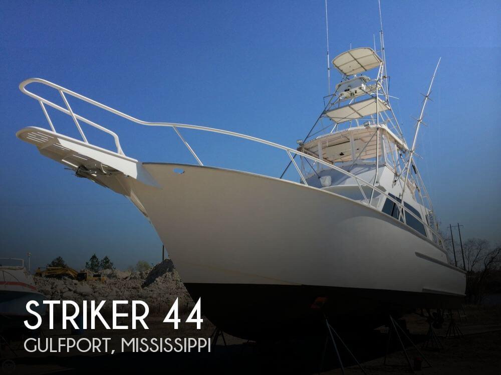 Striker 44 1972 Striker 44 for sale in Gulfport, MS