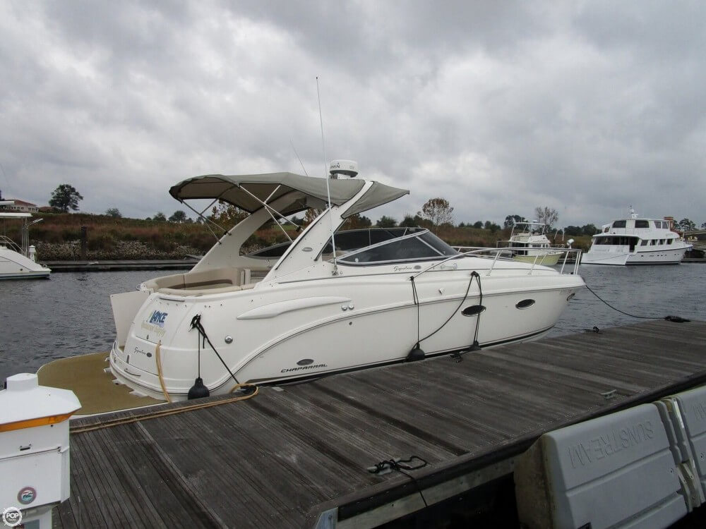 Chaparral Signature 330 2006 Chaparral Signature 330 for sale in Myrtle Beach, SC