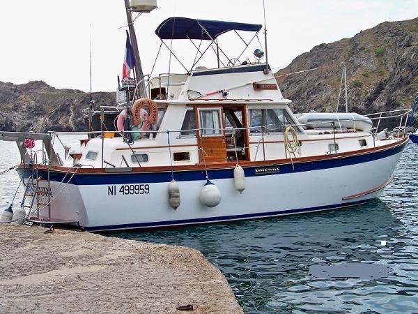 Gulfstar trawler 36 Gulfstar trawler 36