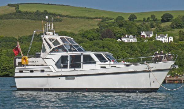 Linssen Linssen 36 SL Select Motor Yacht 1992