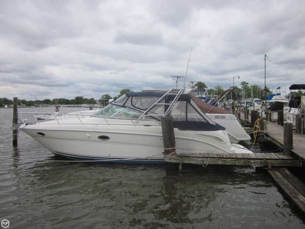 Sea Ray 290 Amberjack 2005 Sea Ray 290 Amberjack for sale in Sparrows Point, MD