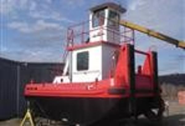 Commercial Truckable Push Tug