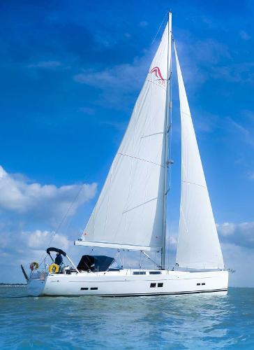 Hanse Hanse 575 Sailing