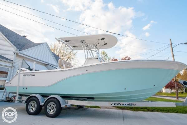 Sea Fox 246 Commander 2015 Sea Fox 246 Commander for sale in Toledo, OH