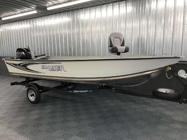 Smoker Craft 16 Angler TL