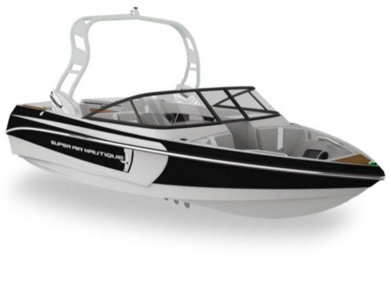 Ortner Boote Nautique 210 Electric
