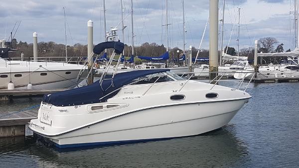 Sealine S23 Sports Cruiser Sealine S23 Sports Cruiser