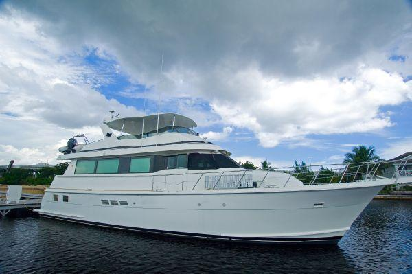 Hatteras 65 Sport Deck Motor Yacht Profile