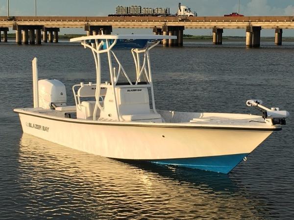 Blazer Boats Bay 2400