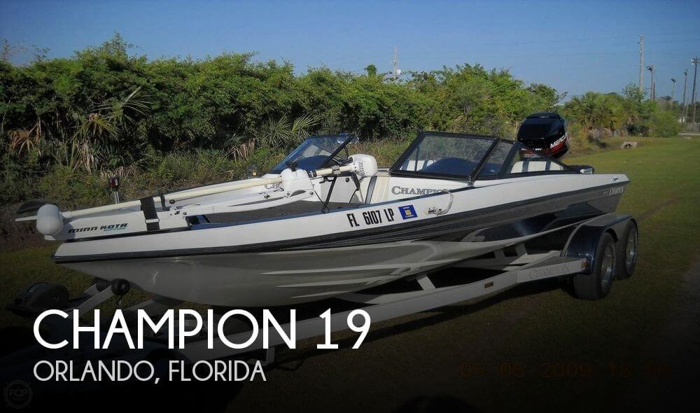 Champion Boats 19 1999 Champion 19 for sale in Orlando, FL