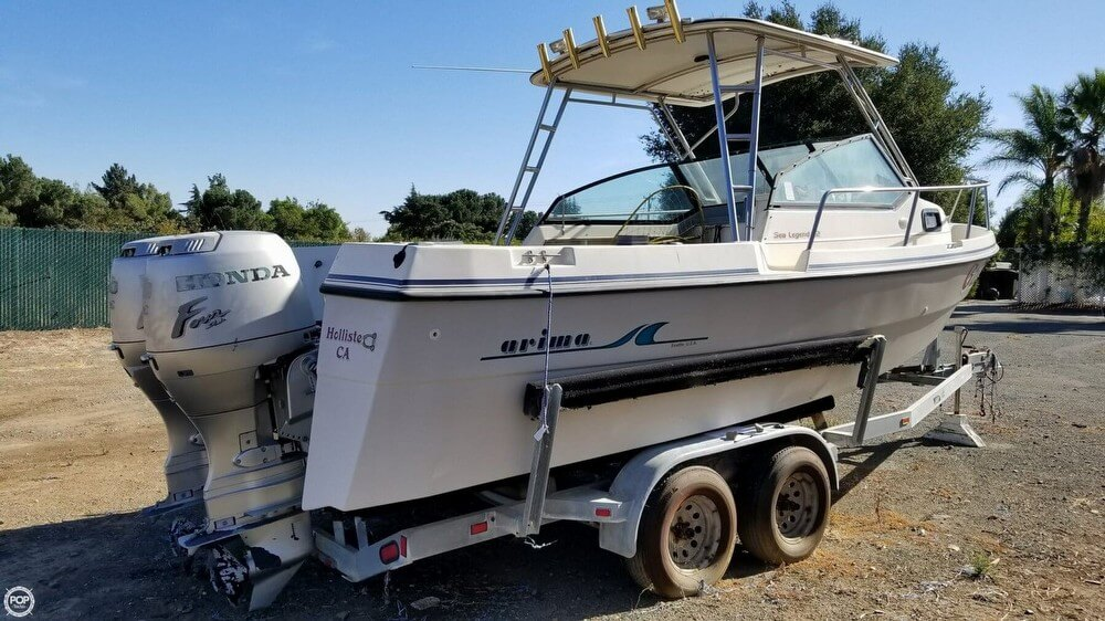 Arima Sea Legend 22 1999 Arima Sea Legend 22 for sale in Morgan Hill, CA