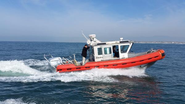 Safe Boat Defender Response Boat (RB-S)
