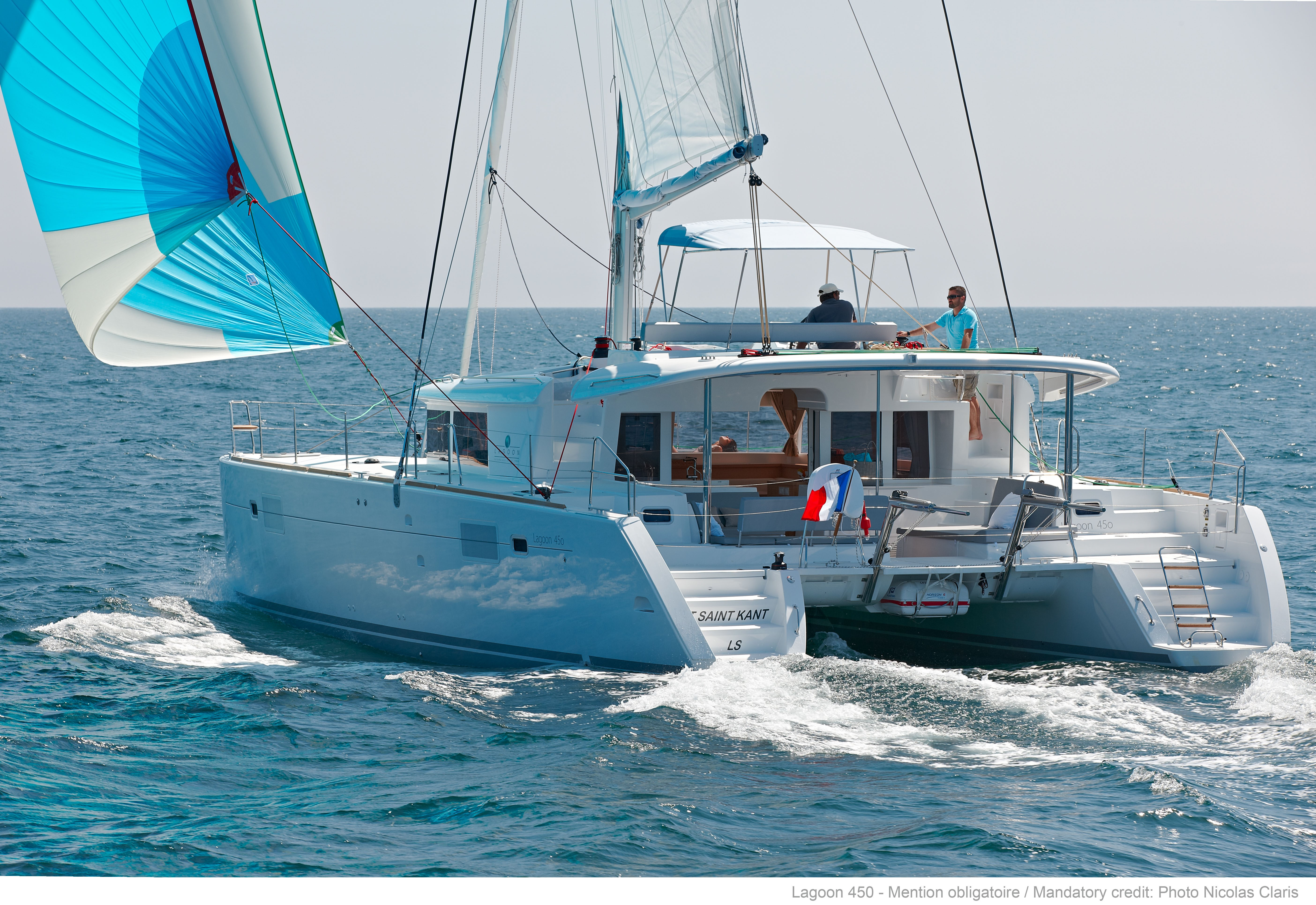 "Lagoon 450 Flybridge ""Charter Ownership"" Lagoon 450F"