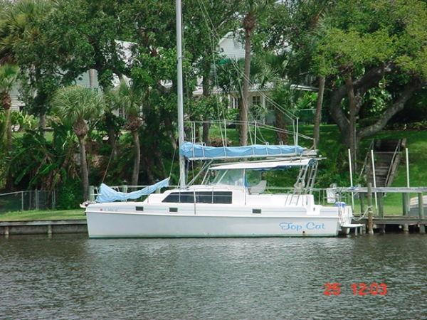 Endeavour Sail Catamaran