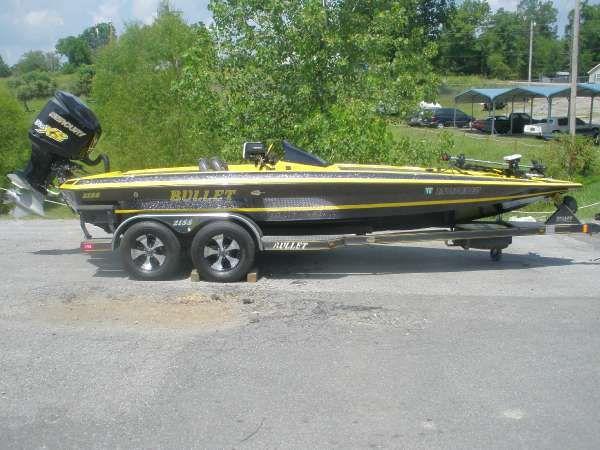 2013 Bullet 21ss White Bluff Etats Unis Boats Com