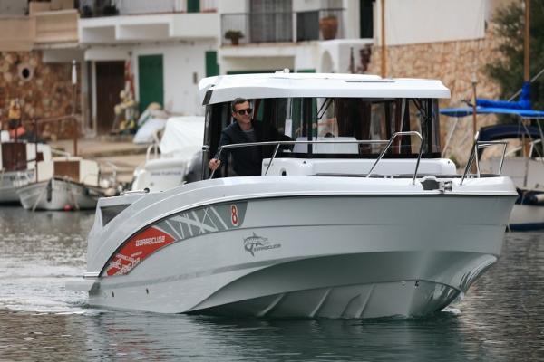 Beneteau Barracuda 8 OB